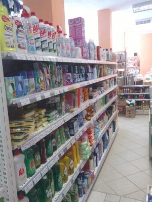 Σούπερμάρκετ Ισιρης, Ειδη καθαριότητας για το μπάνιο την κουζίνα και κάθε επιφάνεια Isiris Artemida