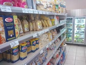 Τρόφιμα, ζυμαρικά, είδη παντοπωλείου, Σούπερμάρκετ Ισιρης Αρτέμιδα