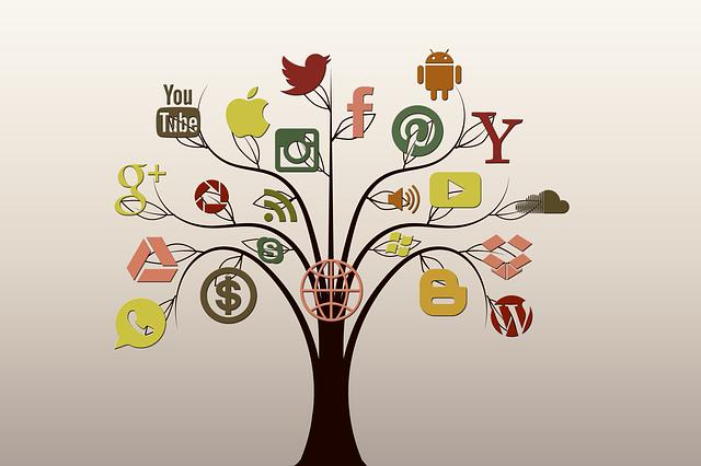 Προώθηση επιχείρησης στα social media δημιουργία ιστοσελίδων